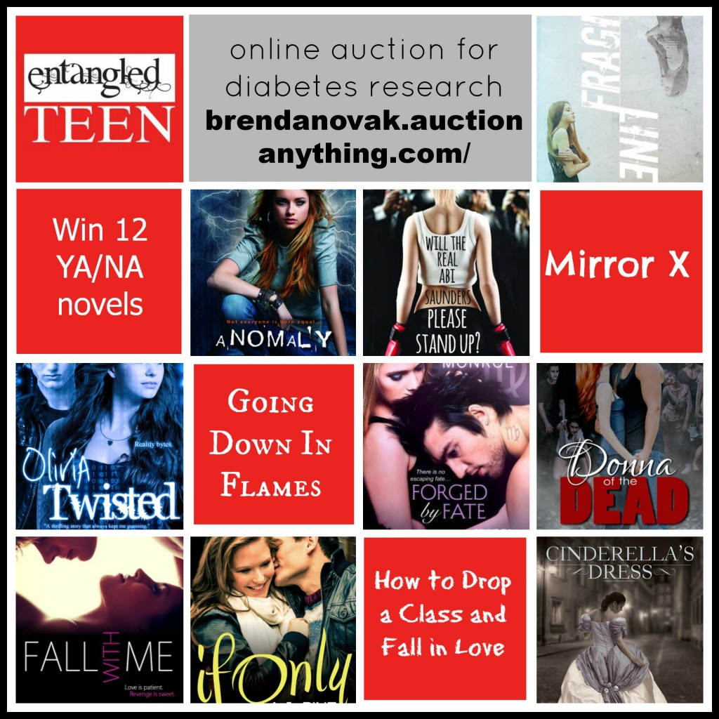 Entangled Teen auction